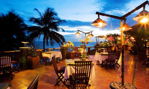 Victoria Phan Thiet - L'Oceane Restaurant