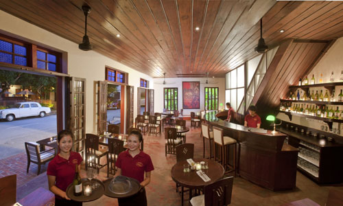 3 Nagas - Restaurant