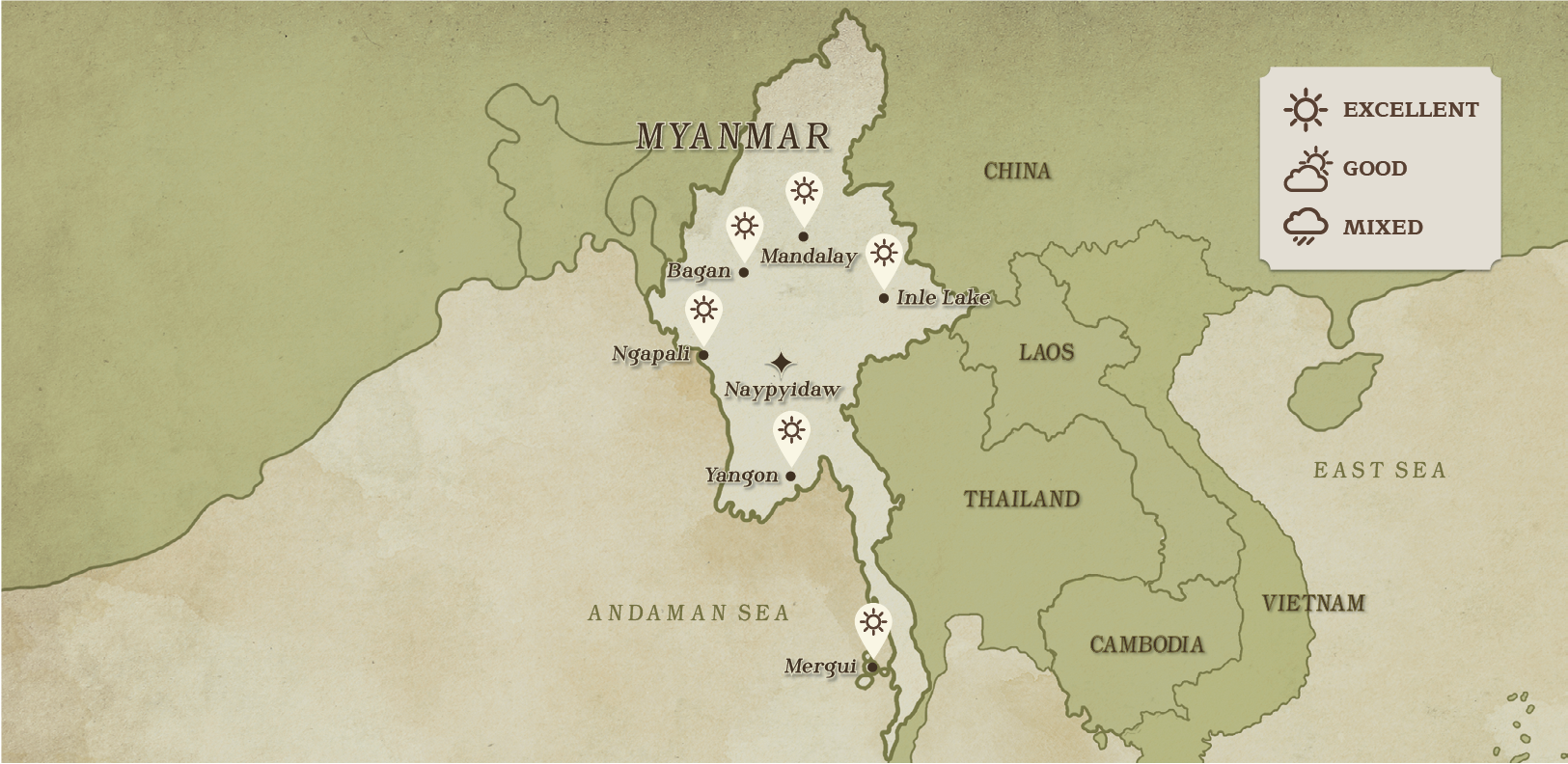 Myanmar | Trails of Indochina