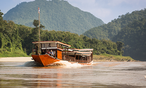 Laos | Trails of Indochina