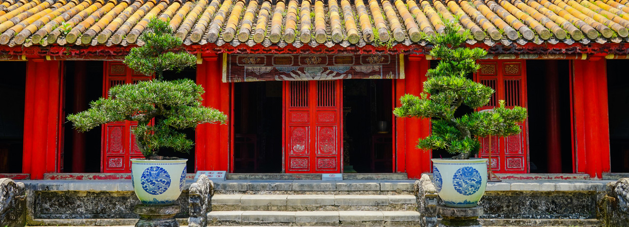 Ancient Vietnamese house in Hoi An