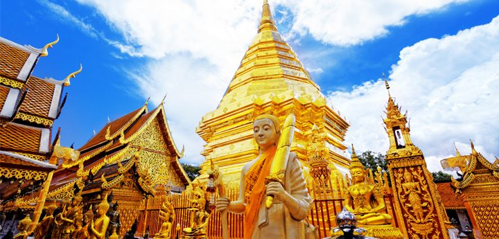 Wat Suan Dok the final resting place for former Chiang Mai Kings
