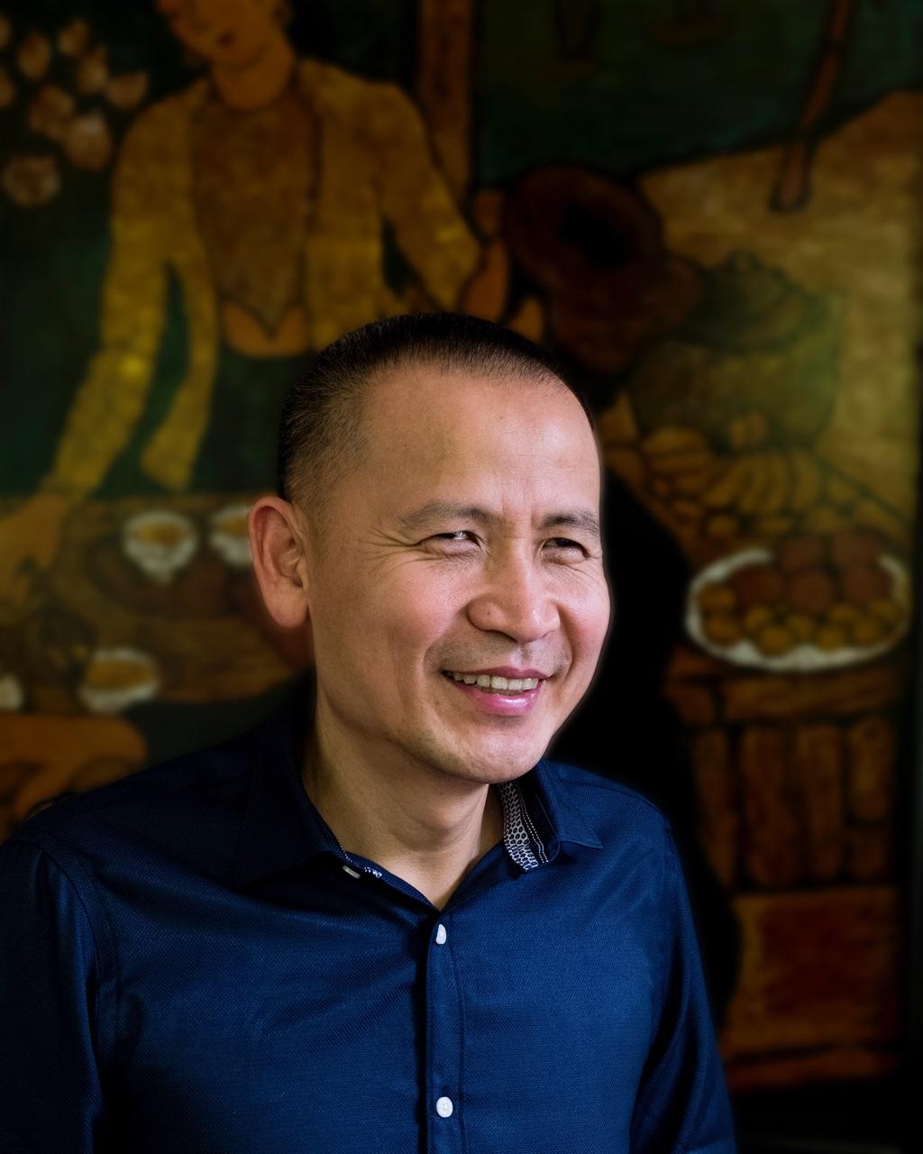 John Tue Nguyen Founder of Trails Of Indochina