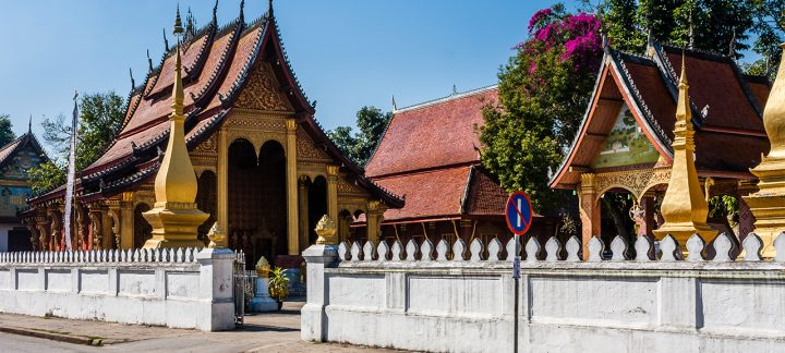 Wat Sen in Luang Prabang, Laos