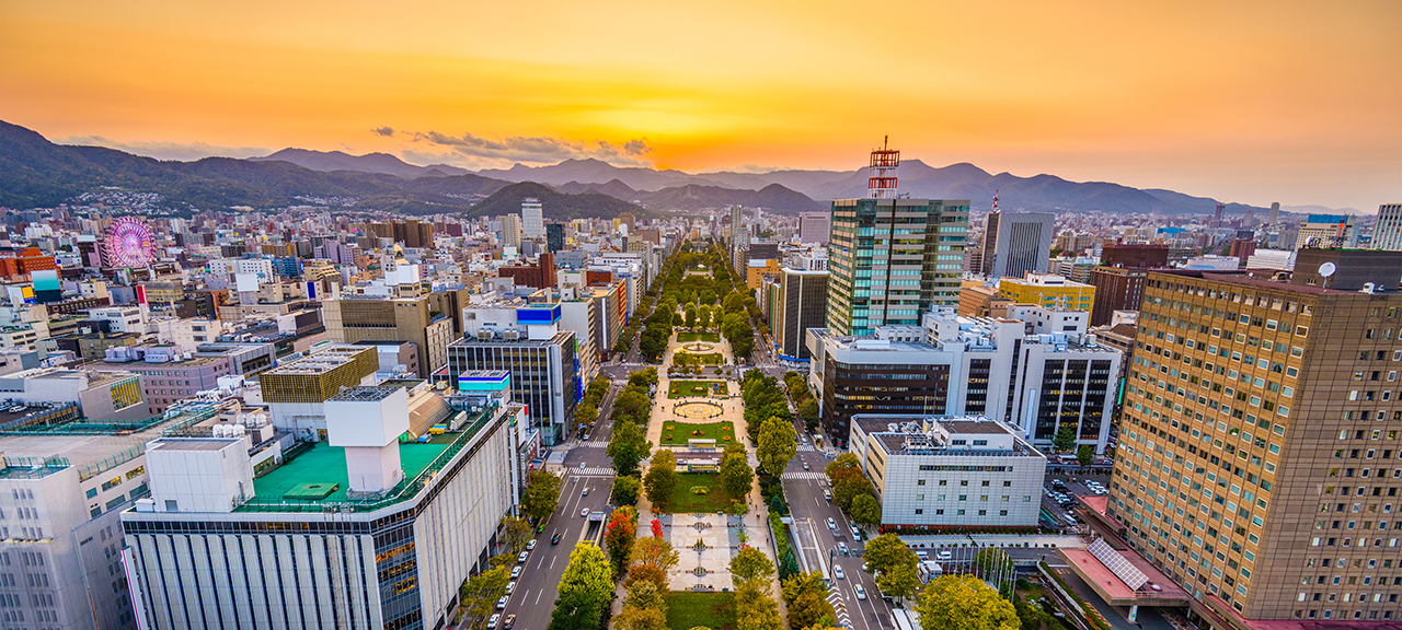 Stunning Sapporo | Trails of Indochina